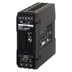 Omron Dc Power Supply 24vdc 2 5a 50 60hz S8vk g06024