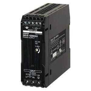 Omron Dc Power Supply 24vdc 5a 50 60hz S8vk g12024
