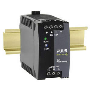 Puls Dc Power Supply plastic 24 To 28vdc 60w Ml60 241