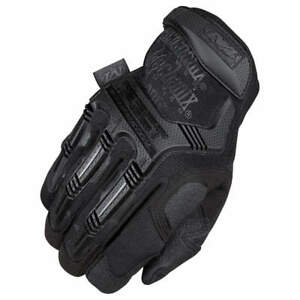 Mechanix Wear Tactical Glove l black pr Mp f55 010 Black