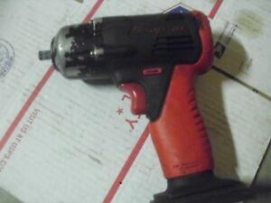 Snap on Ct4410a 3 8 Drive 14 4v Cordless Impact Wrench Bare Tool Works Well