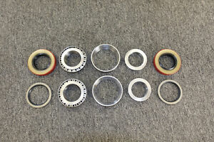 Mopars Rear Wheel Bearing Kit Dana 60 Seals Bearings Dodge Plymouth