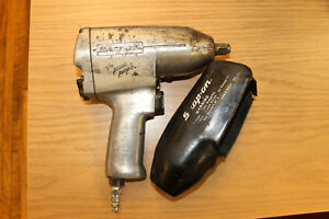 Snap On Im5100 1 2 Drive Heavy Duty Pneumatic Impact Wrench Air Tool Usa