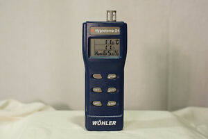 W hler Infrared Hygrotemp24 Temperature And Humidity Measuring Device