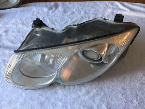 Polished 02 04 Chrysler 300m Special Driver Left Side Headlight