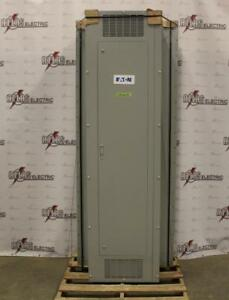 Eaton cutler Hammer Low Voltage Panel Board Pow r line Prl4 800 Amp 480 277 Vol