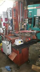 Miles Broaching Machine Model Mbl 2 18 150
