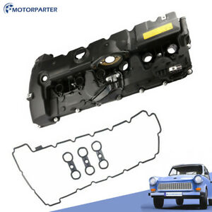 New Engine Valve Cover For 2006 2013 Bmw E60 E83 E70 E82 F10 E90 328i Xdrive