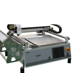 Smt Pcb Assembly Pick And Place Machine Neoden3v std For Personal Prototype j