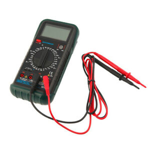 My63 Multimeter Digital Multitester Capacitance Frequency Digital Tester