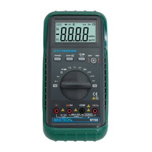 My68 Multimeter Digital Auto Range Capacitance Frequency Tester
