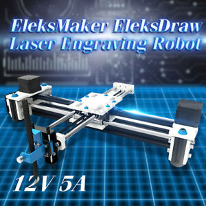 Diy Xy 2 Axis Cnc Laser Drawing Engraving Machine Printer Pen Plotter