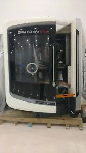 Used Dmg Mori Dmu 60 Evo Cnc 5 Axis Vertical Machining Center Mill Celos 2014