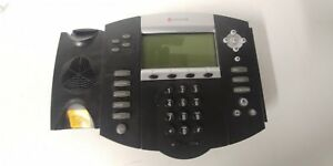 Lot Of 5 Polycom Ip 560 Office Phone With Stand And Handset