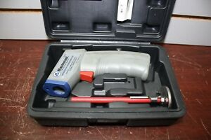 Master Cool 52224 Infrared Thermometer With Laser Gray With Case Instructions
