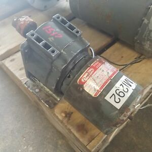 Dayton 3m327a 1 40 Horsepower Electric Gearmotor