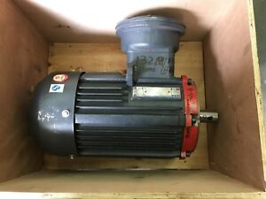 3 Phase Permanent Magnet Sychronous Ac Motor 1 875 7 5 Kw 115 460 Volts 132m Fr
