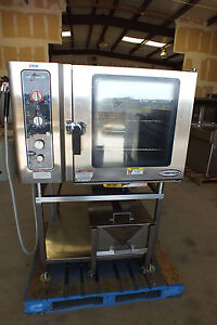 Alto Shaam 7 14 Mls Combitherm Boilerless Combi Oven Electric With Drain Caddy