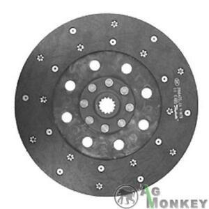 328 0456 10 11 Dual Stage Clutch Woven Pto Disc Same Rock Argon Aster 55 60 70