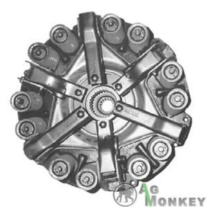 F4702ds 9 dual Stage Clutch Ppa Unit Ford 600 601 611 620 621 630 631 640 641 65