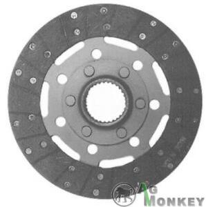 Fc550a 9 Dual Stage Clutch Woven Pto Disc Ford 600 601 611 620 621 630 631 640