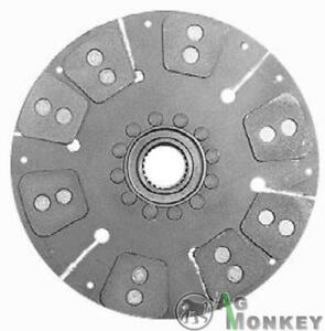 M3039683 Hd8 14 Single Stage Clutch 8 large Pad Disc Massey Ferguson 2675 2705
