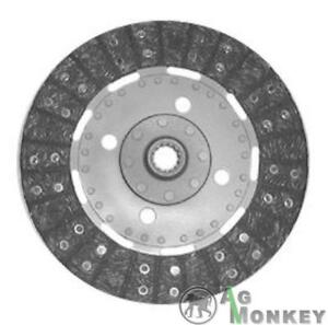 M3705750 10 3 8 single Stage Woven Clutch Disc Maahindra 3510 4110 4510 Tym T450