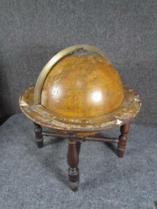 Antique 1821 Terrestrial 12 Globe Captain Cook Discoveries Wright Jones London