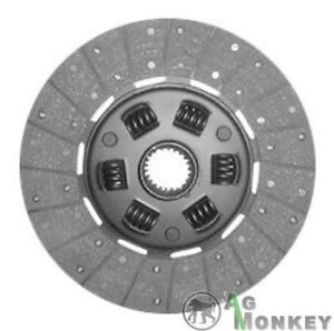 S1539a 13 Single Stage Clutch Woven Disc Same Leopard 85 90t 95 Panther 90 Jagu