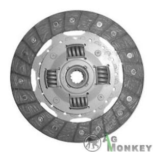 W111309 7 1 4 Single Stage Clutch Woven Disc Ford 1120 1200 1210 1215 1220 1205