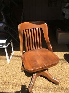 Mid Century Modern Office Chair Yawman And Erbe