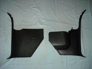 1965 1966 Bonneville Catalina Grand Prix Kick Panels Factory Ac
