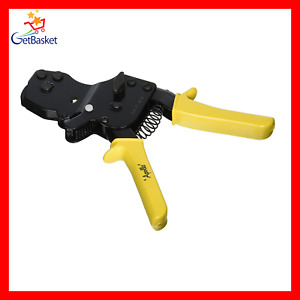 Apollo Pex One Hand Cinch Clamp Tool Release Ratchet Pinch Crimping Wrench