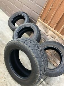 Toyo Tire Open Country A T 35x12 50r20 Tires