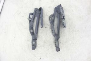 09 10 11 12 13 Infiniti G37 Left And Right Trunk Hinges Brackets 84401 Jk00a