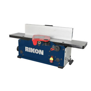 Rikon 20 600h 6 Helical Benchtop Jointer