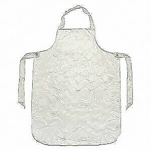 Sp Scienceware Apron vikem Vinyl translucent H24603 0001 Translucent