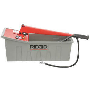 Ridgid Pressure Test Pump hydraulic 725 Psi 50557