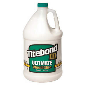 Titebond Wood Glue gallon tan fda Approved 1416 Tan