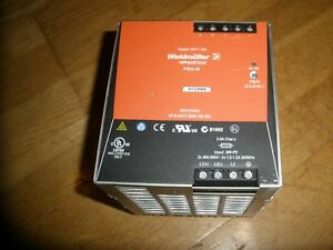 Weidmuller Connect Power Pro m Power Supply Cp M Snt3 500w 24v 20a