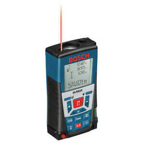 Bosch Laser Distance Measurer 2 In To 825 Ft Glr825