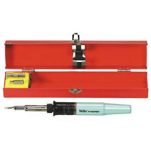 Weller Soldering Iron Kit pyropen butane Wsta3