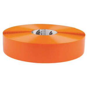 Mighty Line Floor Marking Tape roll ornge solid pvc 2ro