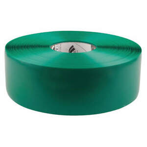 Mighty Line Floor Marking Tape roll green solid pvc 3rg