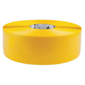 Mighty Line Floor Marking Tape roll yellow solid pvc 3ry
