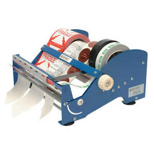 Start I Steel And Plastic Multi Roll Tape And Label Dispenser blue Sl9512 Blue
