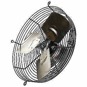 Dayton Exhaust Fan 12 In 115v 828 Cfm 1hkl4
