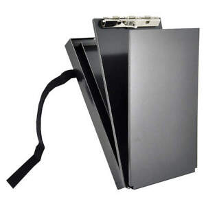 Saunders Storage Clipboard memo metal blk 12206 Black