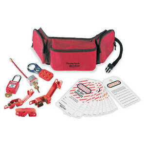 Portable Lockout Kit filled electrical 1456e410