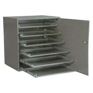 Durham Drawer Cabinet Frame 6 Drawers gray 321b 95 dr Gray